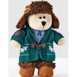 Starbucks Bearista Bear With Christmas Sweater