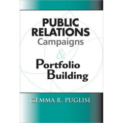 Public Relations Campaigns and Portfolio Building 1st edition