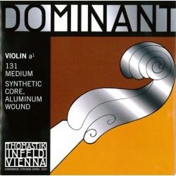 THOMASTIK Infeld Dominant Violin 4/4 Scale Nylon Core Aluminum Wound A String