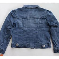 Gymboree Girls' Blue Denim Jacket Size S (5-6)