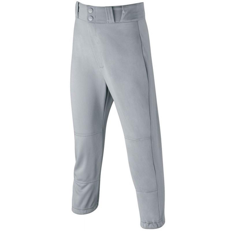 Willson Youth Belt Loop Baseball Pants - Gray
