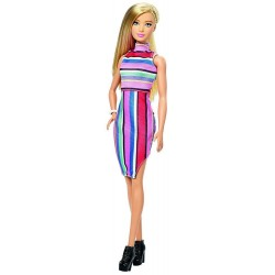 Barbie Fashionistas 68 Candy Stripes Doll
