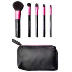 Sonia Kashuk Proudly Pink 5-Piece Brush Set