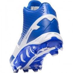 Under Armour Spine Heater Mid TPU Boy's Cleats Size 3.5