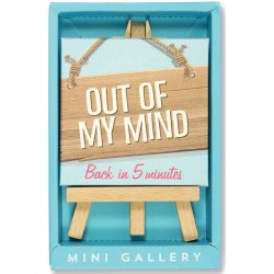 Out of My Mind. Back in 5 Minutes Mini Gallery