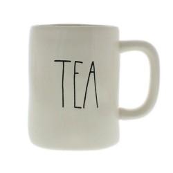 Rae Dunn Magenta TEA Mug