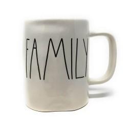 Rae Dunn Magenta FAMILY Mug