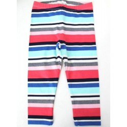 Gymboree Girls Striped Leggings - Size 2T