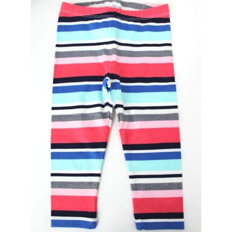 Gymboree Girls Striped Leggings - Size 2T