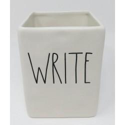 Rae Dunn Magento Write Pen Pencil Holder