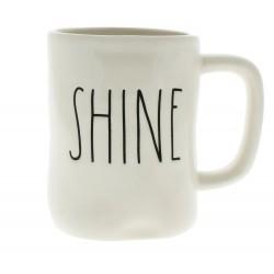 Rae Dunn Magenta Shine Mug