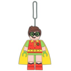 LEGO Batman Movie Robin Luggage Backpack Tag