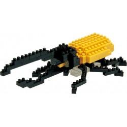 Nanoblock Hercules Beetle