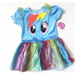 Hasbro My Little Pony Rainbow Dash Sparkle Tutu Costume