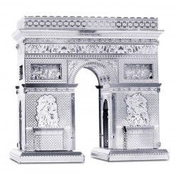 Metal Earth 3D Steel Sheet Arch De Triomphe Model