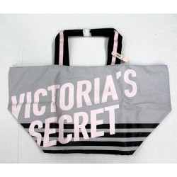 Victoria's Secret Weekender Pink Beach Travel Tote