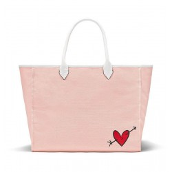 Victoria's Secret Angel City Pink Tote Bag