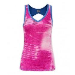 The North Face Women's Kokomo Burnout Pink Tank