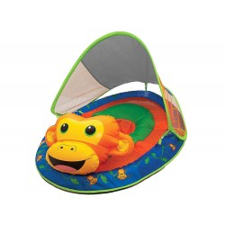Swimways Baby Spring Float Animal Friends - Monkey