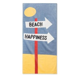 Disney Beach Happiness Beach Towel by Junk Food