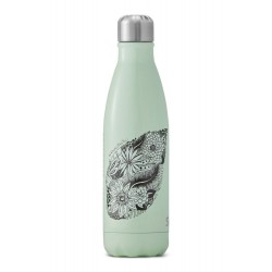 Starbucks S'well Kelsey Montague Mermaid Green Water Bottle