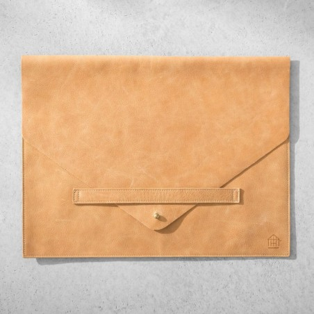 Hearth & Hand with Magnolia Leather Document Laptop Sleeve