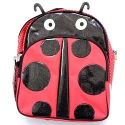 American Girl Wellie Wishers Red Lady Bug Backpack