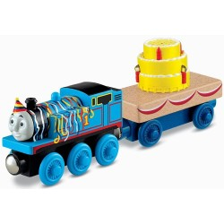 Thomas and Friends Wooden Railway Thomas Happy Birthday