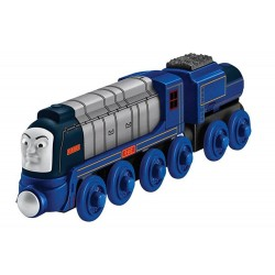 Thomas and Friends Wooden Railway Racing Vinnie Train Engine