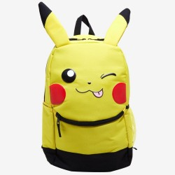 Pokemon Pikachu Winking Backpack
