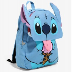 Loungefly Disney Lilo and Stitch Ice Cream Flap Backpack