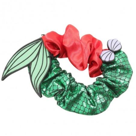 Disney The Little Mermaid Ariel Scrunchie Hair Tie