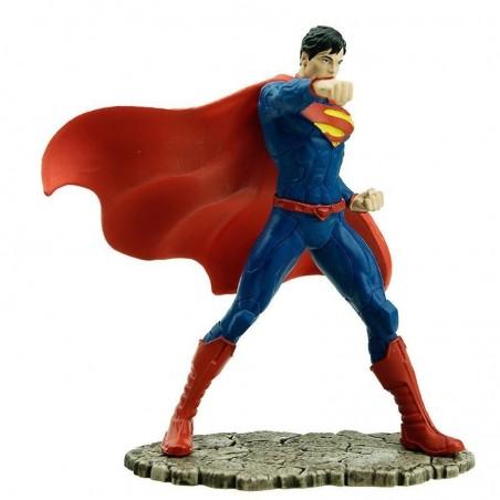 Schleich Superman Fighting Action Figure - Justice League