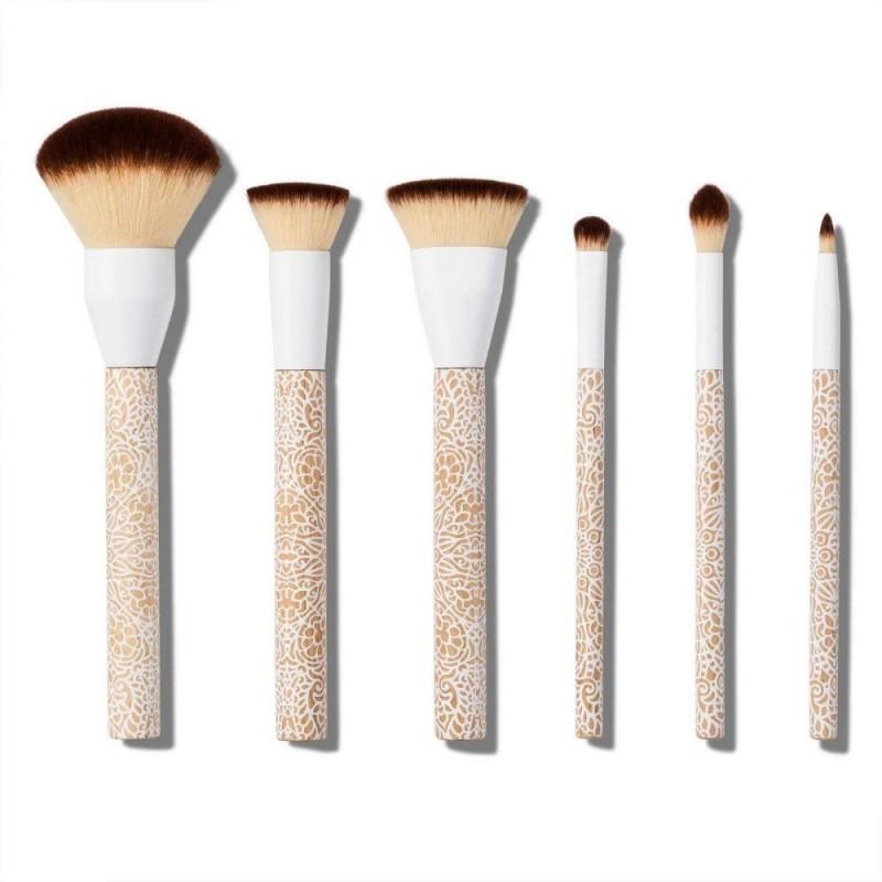 Sonia Kashuk Limited Edition 6-Piece Lace Brush Set