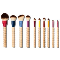 Sonia Kashuk Limited Edition Beaded 10-Piece Makeup Brush Set