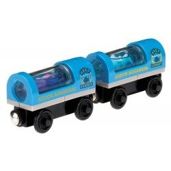Thomas and Friends Wooden Railway Aquarium Cars