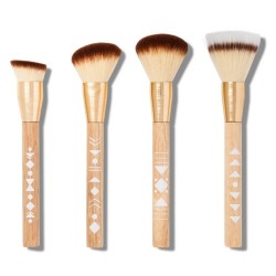 Sonia Kashuk Limited Edition Tribal 4-Piece Makeup Brush Set