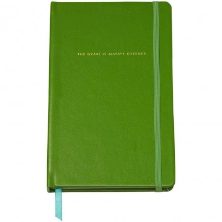 Kate Spade New York Notebook - The Grass is Always Greener