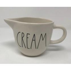Rae Dunn Magento CREAM Creamer