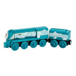 Thomas and Friends Wooden Railway Roll & Whistle Connor Train Engine