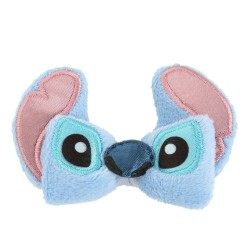 Disney Lilo & Stitch Plush Stitch Bow Hair Clip