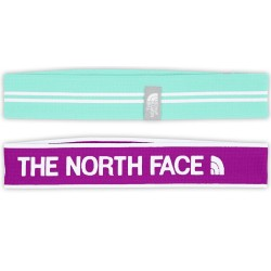 The North Face Magenta Blue Sporty Shorty Headbands Pack of 2