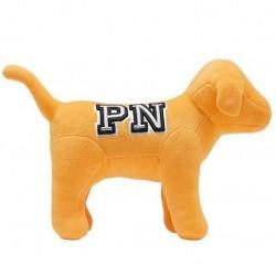 Victoria's Secret PINK Cozy Yellow Dog Puppy Plush