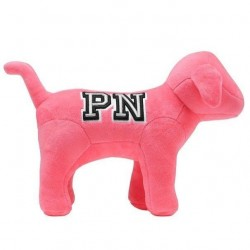 Victoria's Secret PINK Cozy Pink Dog Puppy Plush