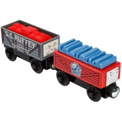 Thomas and Friends Wooden Railway Demolition Team Truck