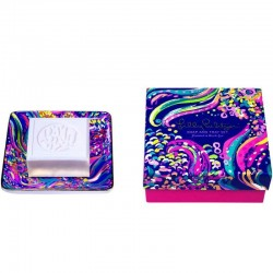 Lilly Pulitzer Beach Loot Soap and Tray Set