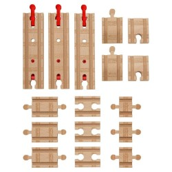 Thomas and Friends Wooden Railway Sure Fit Track Pack