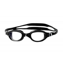 Speedo Futura Plus Adult Black Clear Swim Goggles