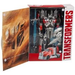 Transformers Platinum Edition Silver Knight Optimum Prime