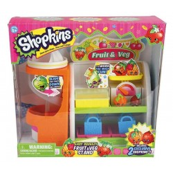 Shopkins Fruit and Veg Stand Playset